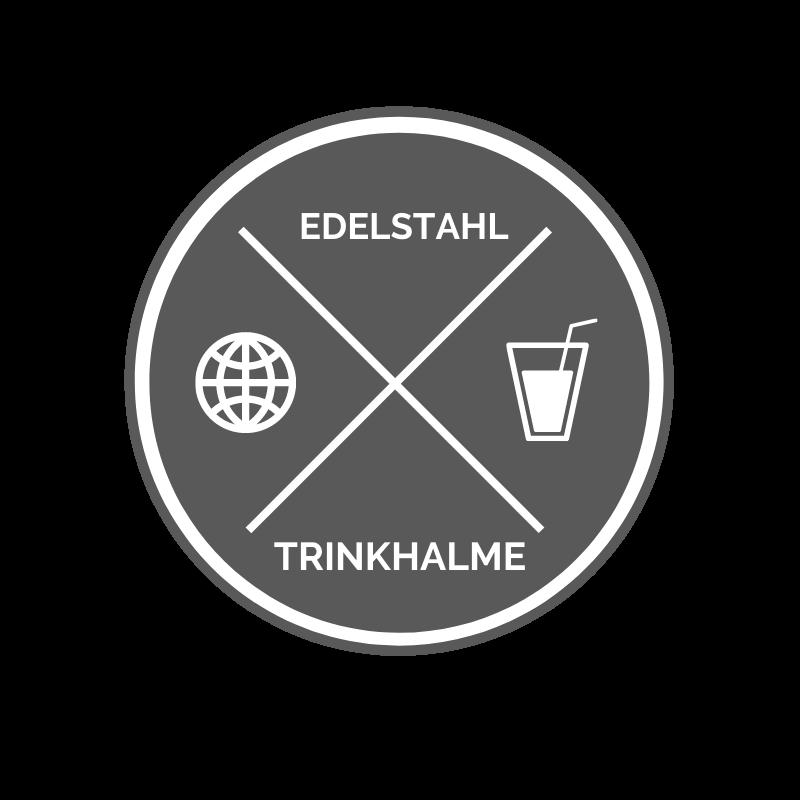 Edelstahl Trinkhalme